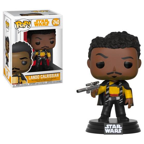 Funko POP Star Wars Lando Main Outfit