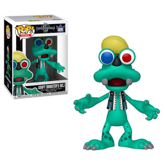 Funko POP KH Goofy Monsters Inc