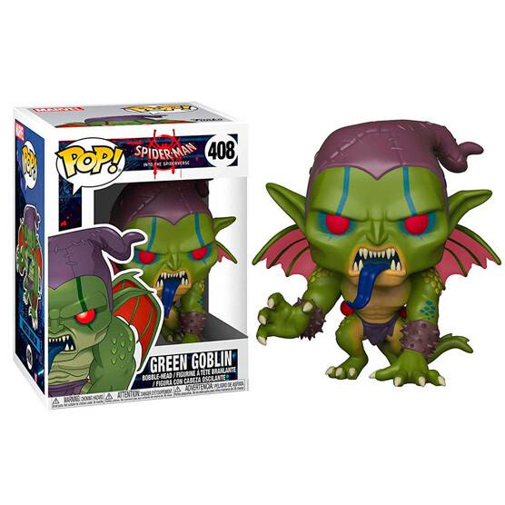 Funko POP Spider Man Green Gobling