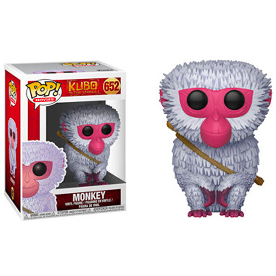 Funko POP Kubo Monkey Kubo