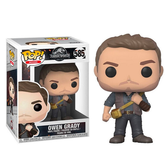 Funko POP Jurassic World Owen Grady