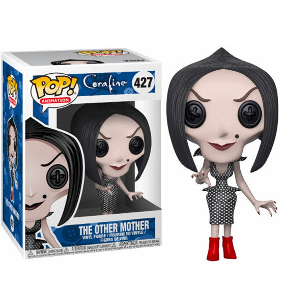 Funko POP Coraline Other Mother