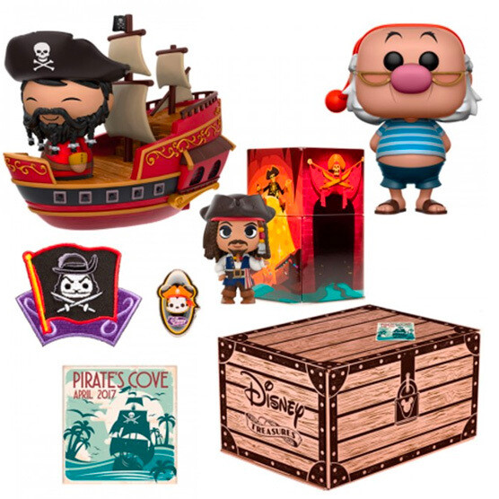 Funko DISNEY PIRATES COVE BOX COLLECTOR