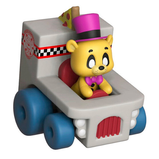 Funko Racer FNAF Golden Freddy