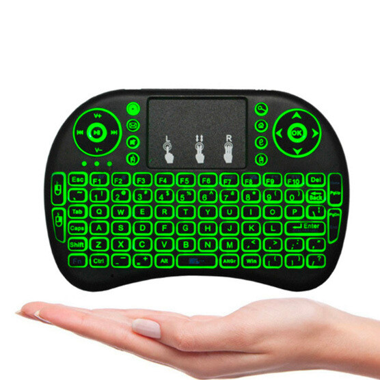 Teclado inalambrico Smart TV