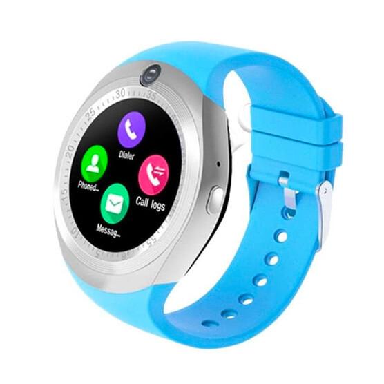 Reloj Smartwatch WP22 (celeste)