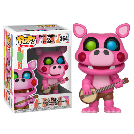 Funko Pop Pig Patch