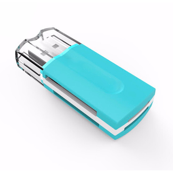 Lector de memorias USB 32 en 1