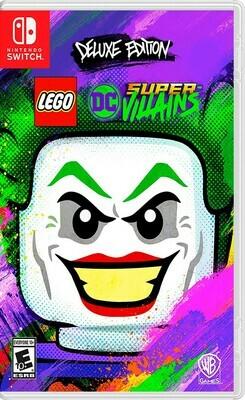 Switch Lego DC Super Villans