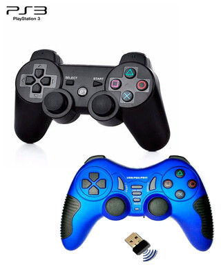 PS3 Control Inalambrico