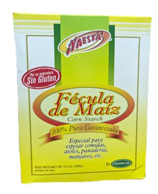 Harina de Fecula de Maiz