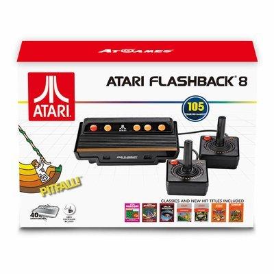 Atari Flash Back (105 juegos) +2 Controles