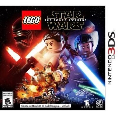 3DS Lego Star Wars the force awakens