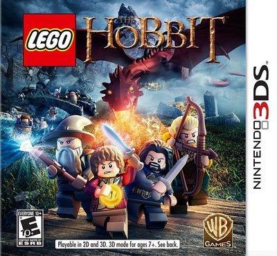 3DS Lego the hobbit