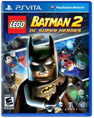 Vita Lego Batman 2 Super hero