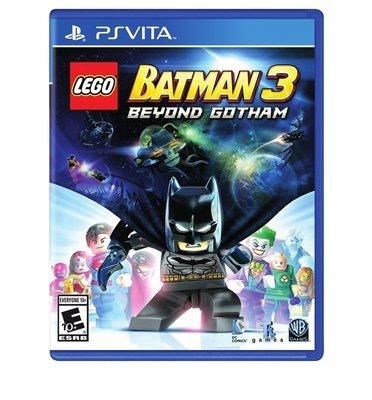 PS Vita Lego Batman 3 Beyond Gotham