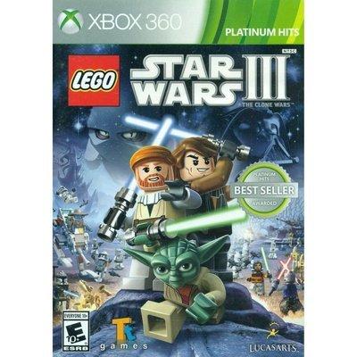 XBOX 360 Lego Star wars 3