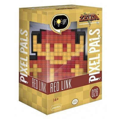 Pixel Pals Red 8 bit Link