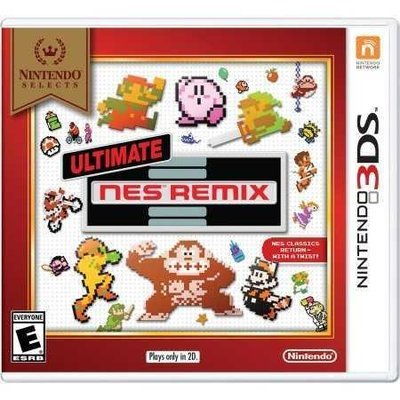 3DS Ultimate Nes remix
