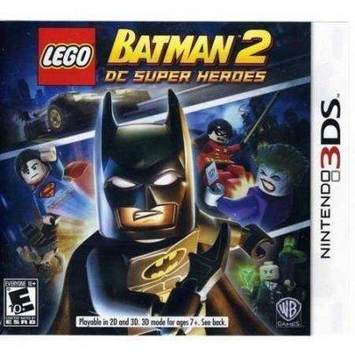 3DS Lego Batman 2