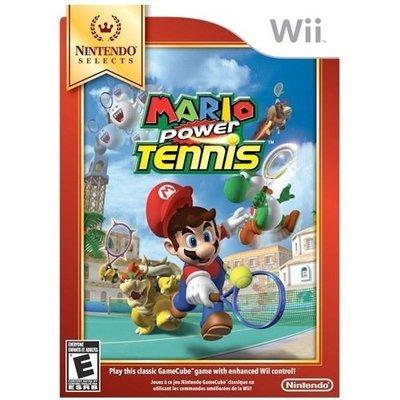 Wii Mario Power Tennis