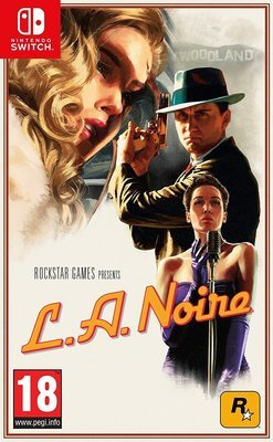Switch L.A. Noire Remastered