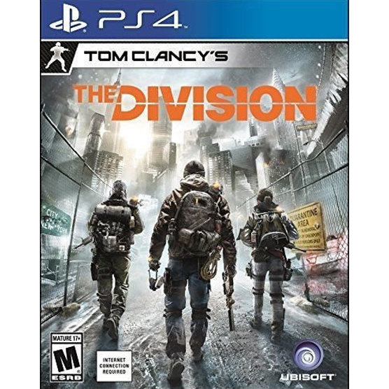 PS4 The division tom clancy