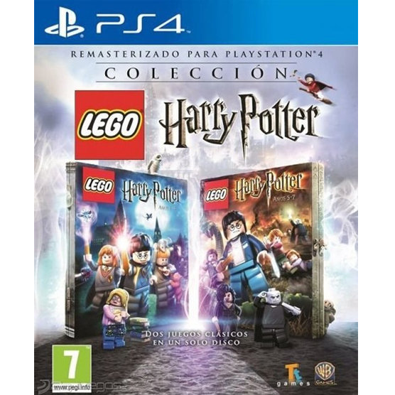 PS4 Harry Potter Collection