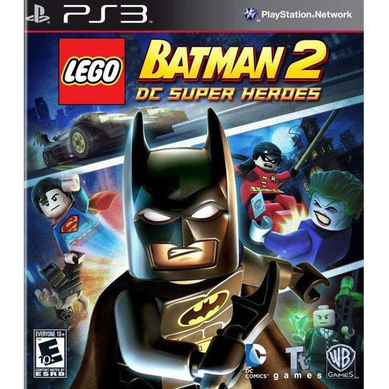 PS3 Lego Batman 2 Super Hero