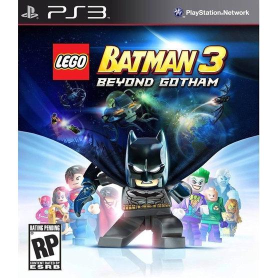 PS3 Lego Batman 3 Beyond Gotham