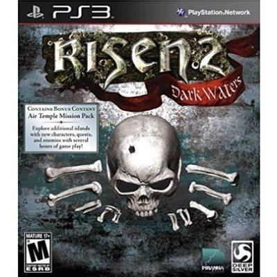 PS3 Risen 2 Dark Waters