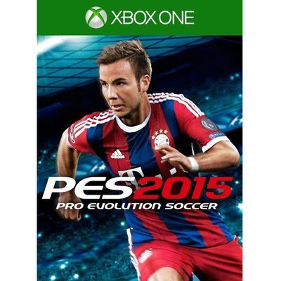 XBOX ONE PES Pro Evolution Soccer 2015