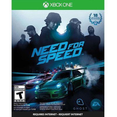 XBOX ONE  Need for Speed (2016)