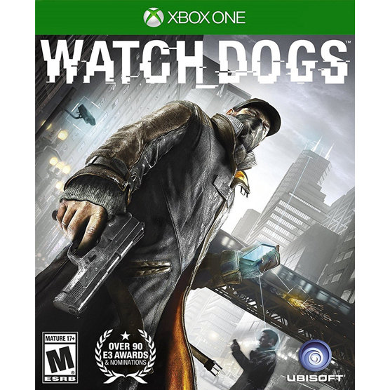 XBOX ONE Watch dogs