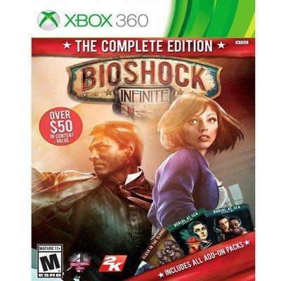 XBOX 360 Bioshock infinite complete