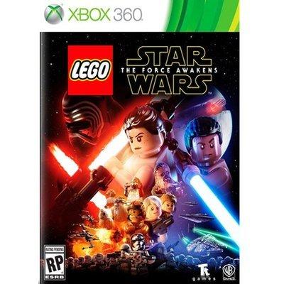 XBOX 360 Lego Star wars The force Awakens