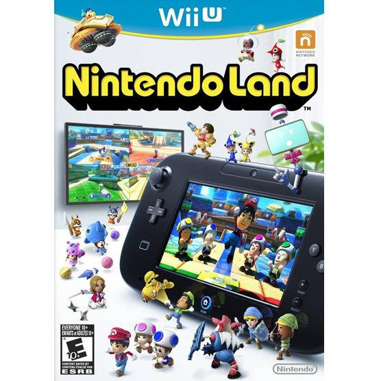 WiiU Nintendoland