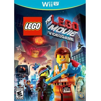WiiU Lego Movie the Videogame