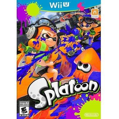 WiiU Splatoon
