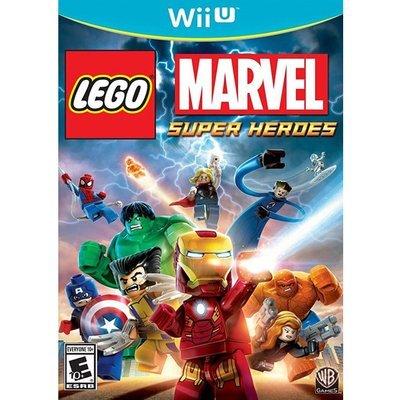 WiiU Lego Marvel Super Heroes