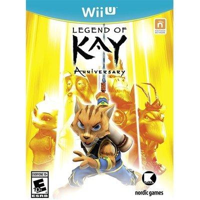 WiiU Legend of Kay
