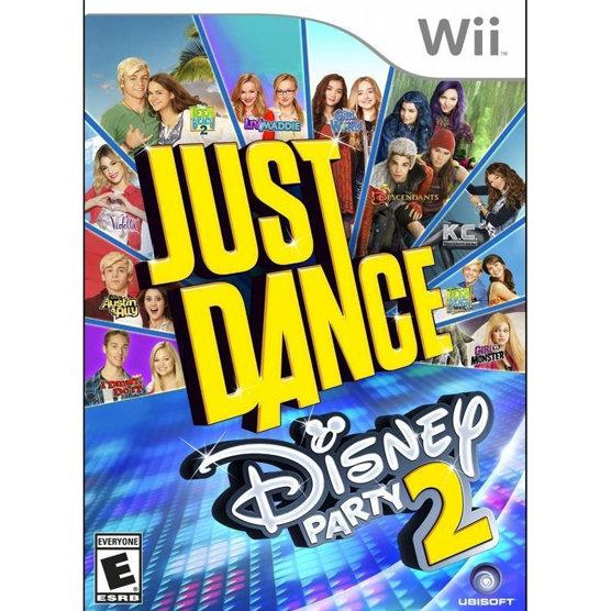 Wii just dance disney 2016