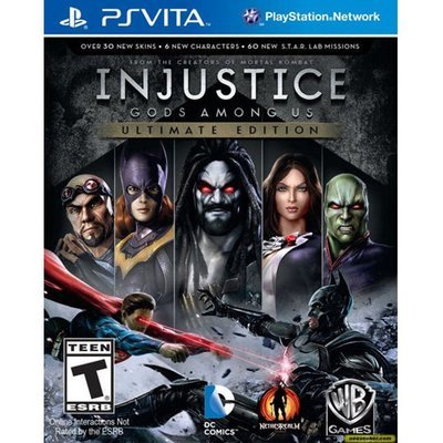 Vita Injustice: God among us