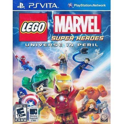 Vita LEGO Marvel  Super Hero