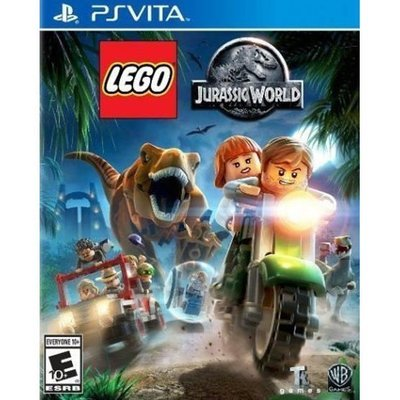 Vita Lego Jurassic World