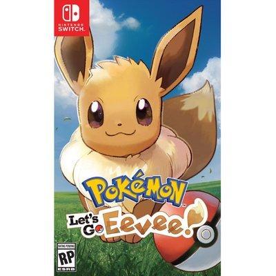switch Pokemon Lets Go Eevee