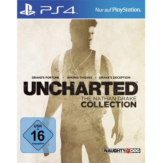PS4 Uncharted Collection (3 juegos)
