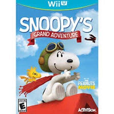 WiiU Peanuts Movie Snoopy