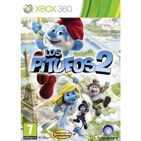 XBOX 360 Smurfs 2