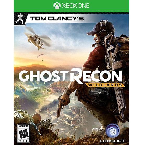 XBOX ONE Ghost Recon Wildlands